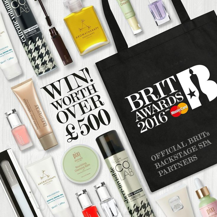 BRITs Throwback! Want to win the BRITs Spa backstage experience? Hell Yeah! The Official BRITs 2016 Backstage Spa Partners COLABhair Leighton Denny Expert Nails Laura Mercier UK Aromatherapy Associates Pixi Beauty UK have teamed up to give 5 lucky winners the chance to win the products used on the world's leading celebrities worth over £500! Just like this post on Instagram and follow all the BRITs Backstage Spa Partners to #WIN
