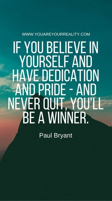 Stay Dedicated with these 30 Dedication Quotes! You can do it if you keep pushing!