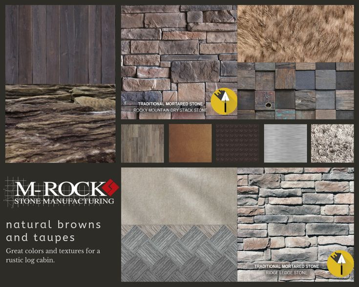 Rocky Mountain Dry Stack Natural Stone Veneer Stone
