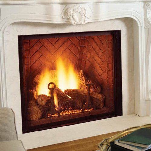 Majestic Marquis Direct Vent Gas Fireplace | from hayneedle.com