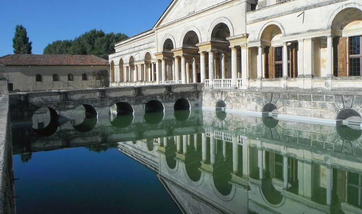 Palazzo Te - Mantova, Italy - Myrtha Pools