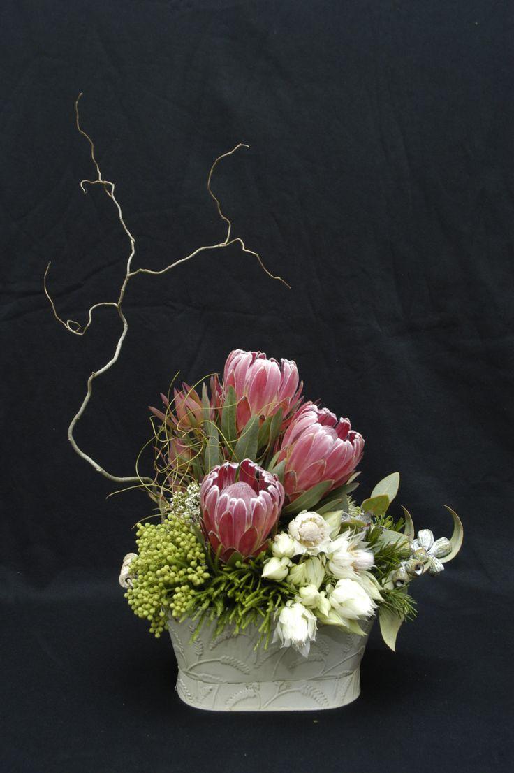 Floral arrangement, australian native floristry flowers tafe