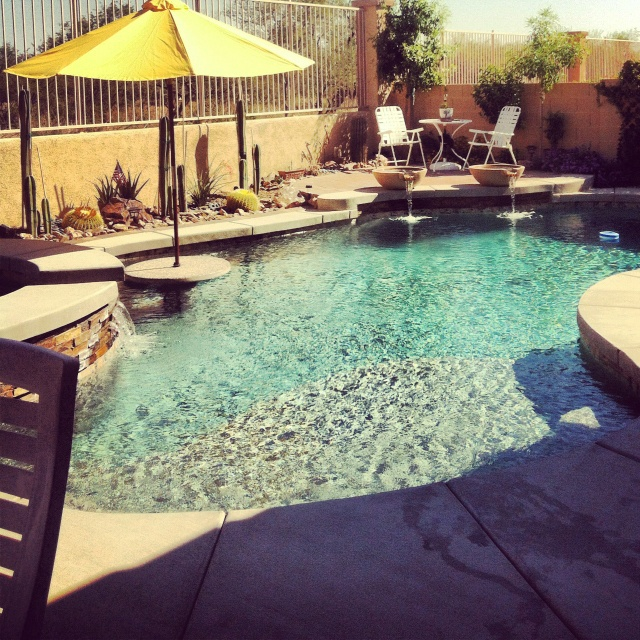 11 best images about backyard ideas on pinterest mesas for Pool design tucson
