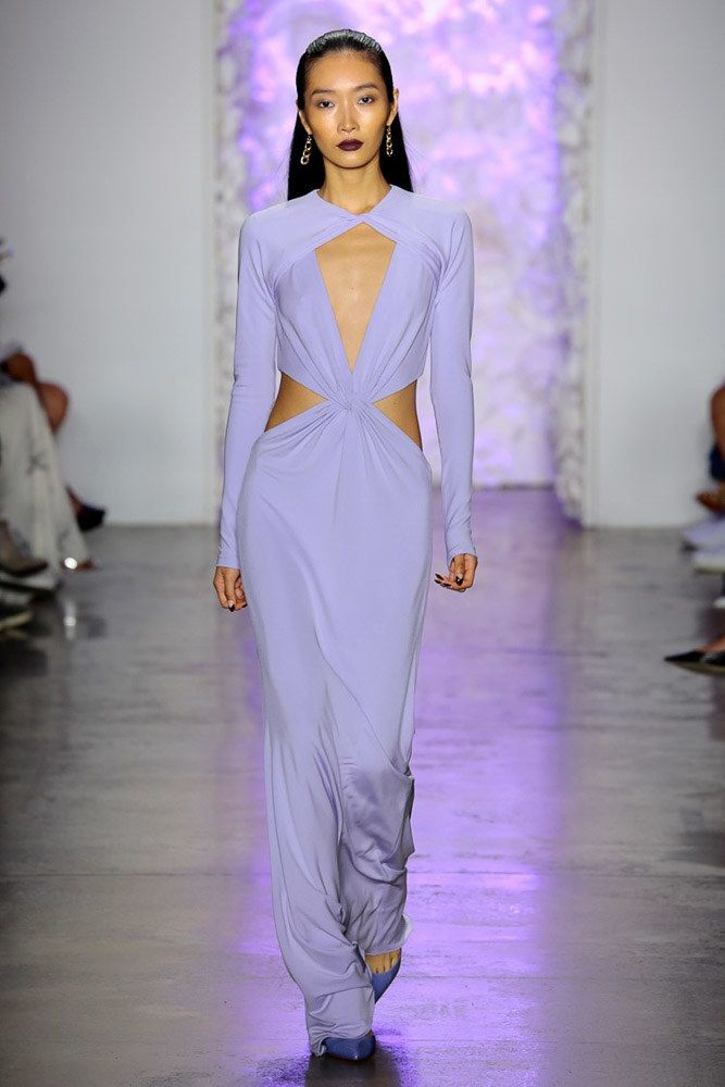Cushnie et Ochs Spring 2016 Ready-to-Wear Fashion Show