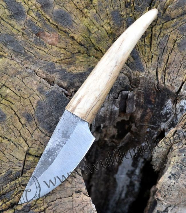FORGED KNIVES | hand made Viking, Celtic Knives - wulflund.com