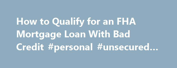 How Personal Loans For Bad Credit Borrowers Can Make A Difference