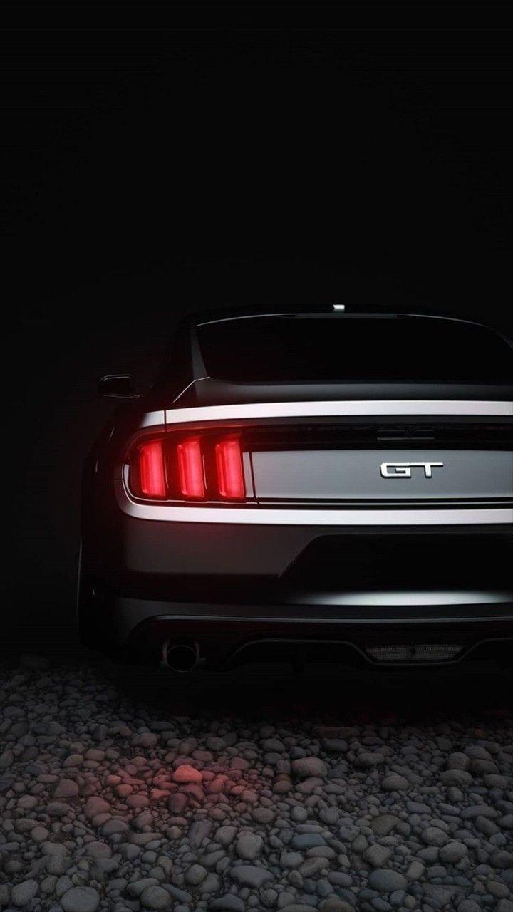 26+ Mustang tail lights wallpaper 4k UHD