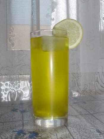 Шербет лимонный