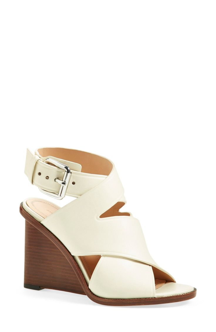 Alexander Wang 'Elisa' Wedge Sandal (Women)