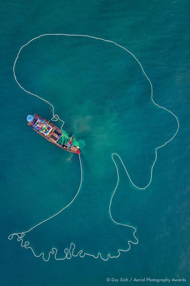 Duy Sinh Photography Awards Aerial Photography Aerial Photo