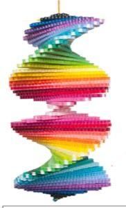 3-D Perler Bead Patterns