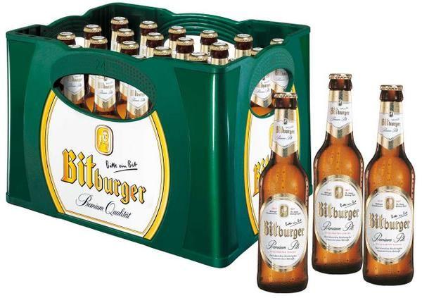 Bitburger Pils, Germany