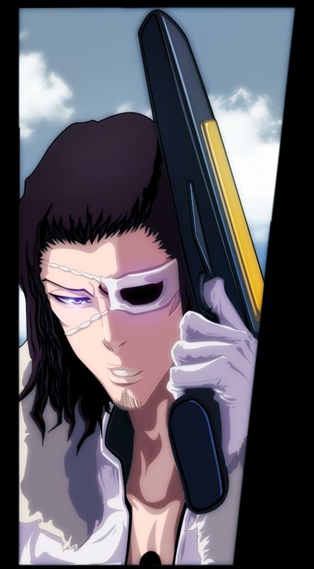 Starrk... I love this guy... I think he is probably my second fav arrancar, right above Grimmjow.