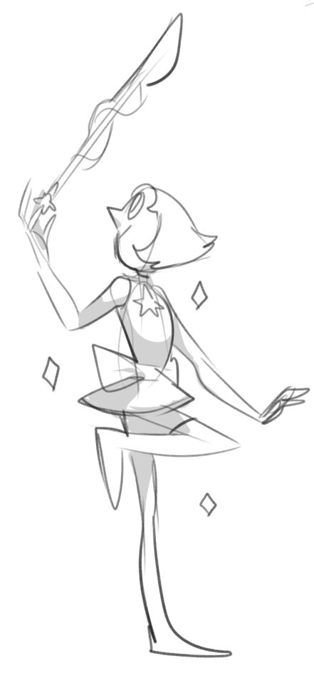 steven universe pearl coloring pages - photo#25