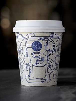 Henry Hargreaves' Coffee Cups of the World - Cool Hunting PD