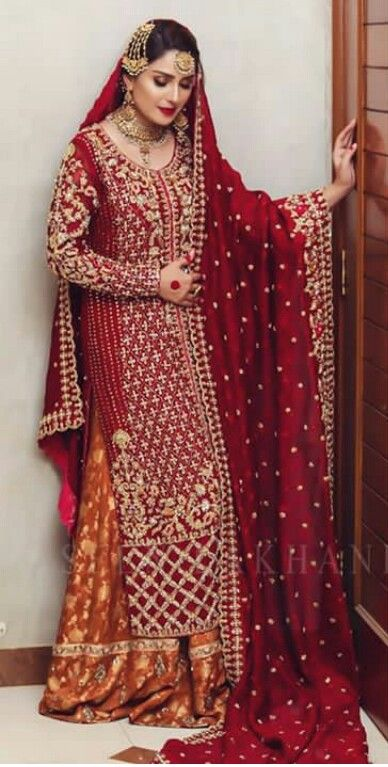 6181006fece Sana Abbas Bridals. Sana Abbas Bridals Pakistani Wedding Outfits