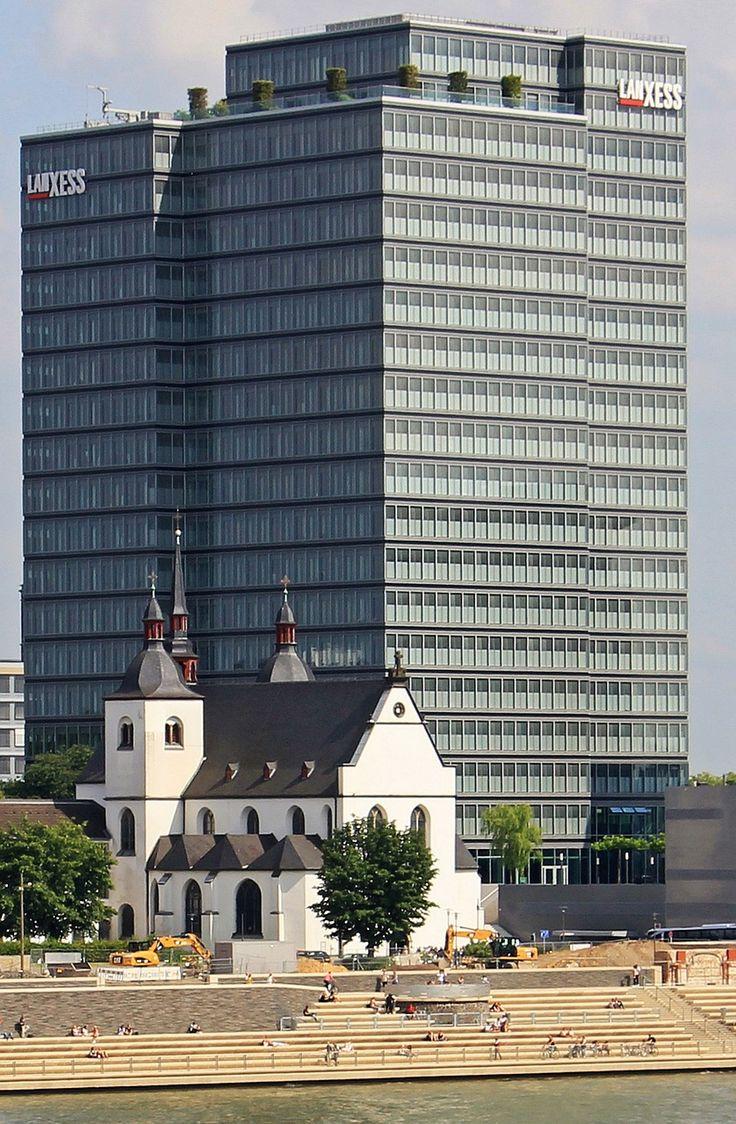 Lanxess Tower