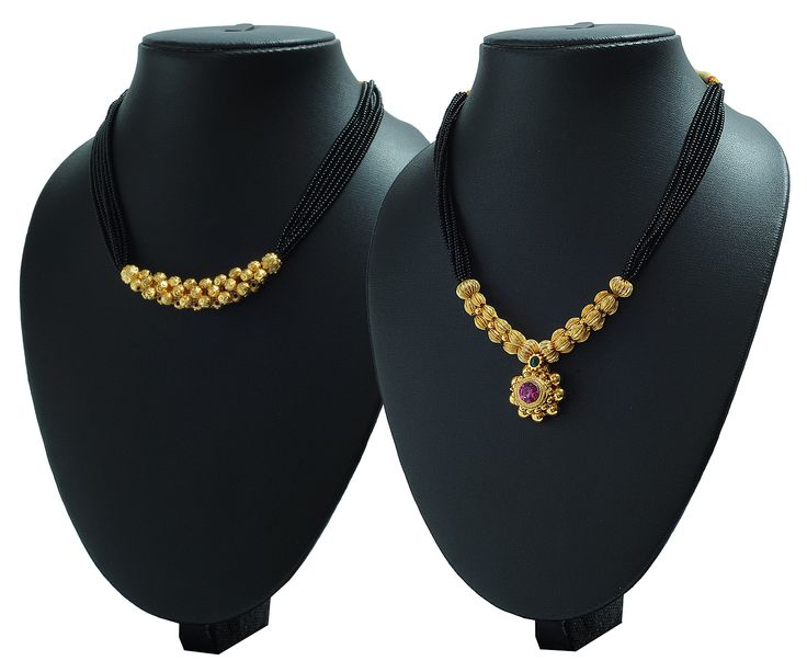 Buy Womens Trendz Combo Pack of 2 Mangalsutra MS21-27 at lowest price