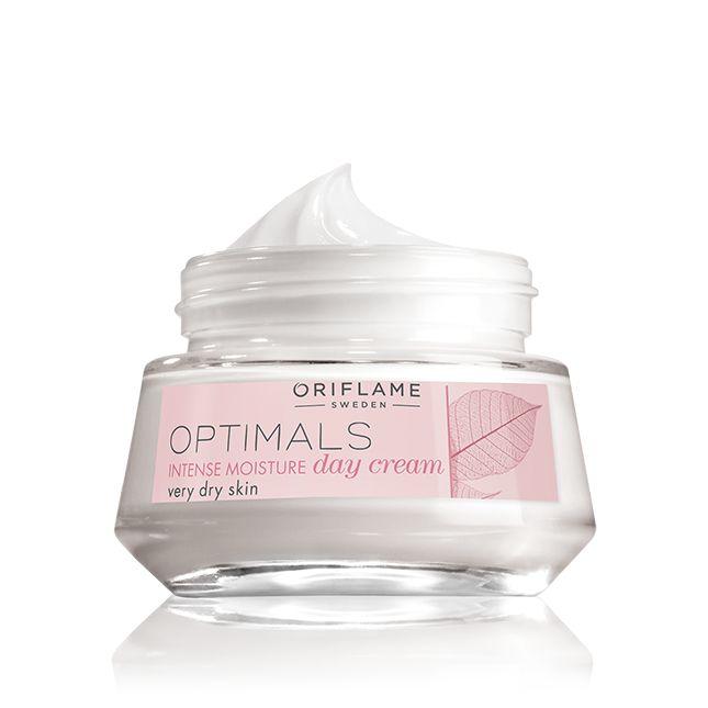 Crema de Día Hidratación Profunda Optimals #oriflame