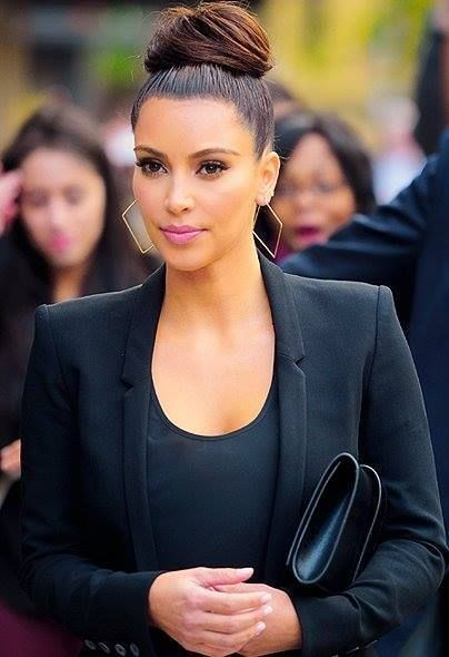 Legjobb partizós frizura tippek sztároktól! #kimkardashian #kardashians #hair #beautytips #kimkardashianhair #celebrityhair