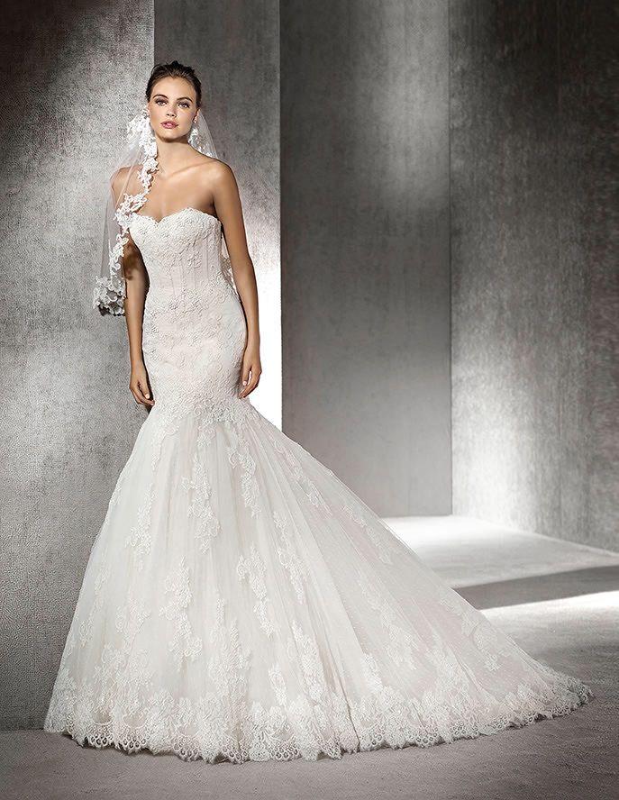 169 best San Patrick wedding dresses images on Pinterest ...