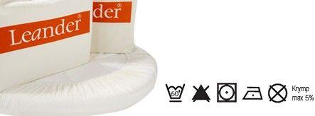 Lagen til Leander seng (120 cm langt)