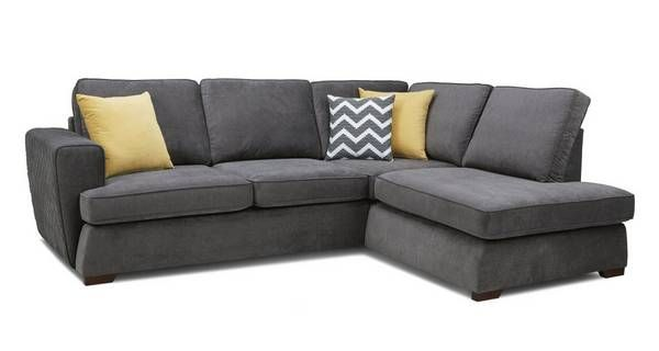 Tryst Left Hand Facing Arm Open End Corner Sofa Corner Sofa Bed With Storage Corner Sofa Bed Leather Sofa Bed