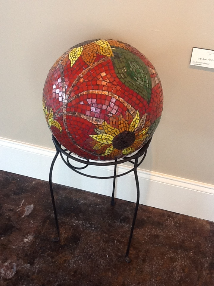 Mosaic art by Lee Ann Petropoulos