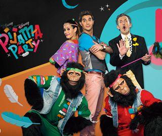 Participar y Jugar en Pijama Party