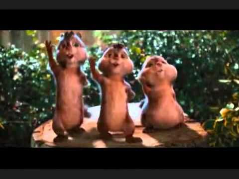 Chipmunks -Happy Birthday Song - YouTube