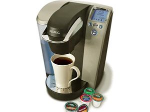 I absolutely LOVE my coffee machine...it's what gets me through my days.
