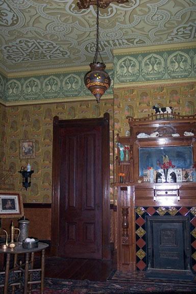 Victorian Walls 131 best victorian interiors images on pinterest   victorian