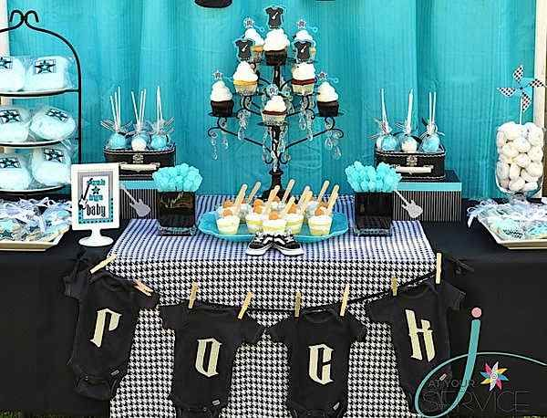 rock baby shower theme @Mollie-Reid Bannister Your future son's shower theme? I love.
