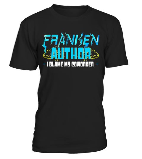 "# Franken Author Funny Halloween Occupation Jobs Tshirt Tee .  Special Offer, not available in shops      Comes in a variety of styles and colours      Buy yours now before it is too late!      Secured payment via Visa / Mastercard / Amex / PayPal      How to place an order            Choose the model from the drop-down menu      Click on ""Buy it now""      Choose the size and the quantity      Add your delivery address and bank details      And that's it!      Tags: Tired of your job? Wear…"