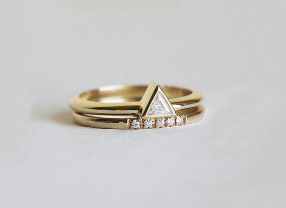 capucinne - anello di fidanzamento con diamanti