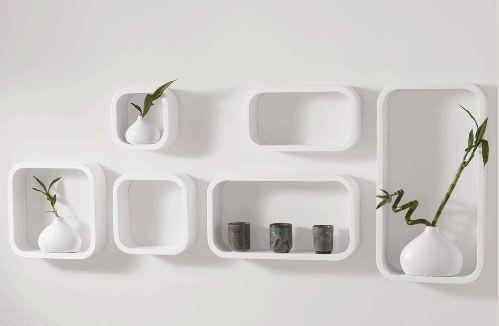Cosmo Modern Shelves