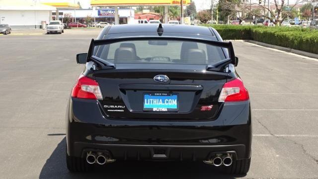 2018 Subaru WRX STI Limited w/ Wing For Sale In Fresno | Cars.com
