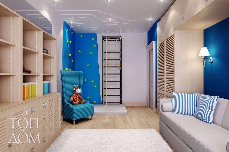 детская комната со спортивным уголком - Поиск в Google
