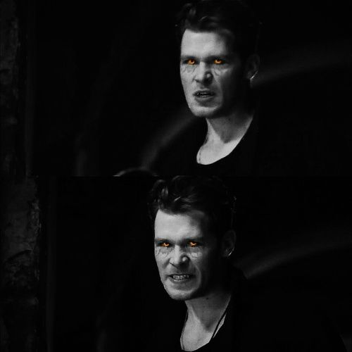 hybrid, klaus mikaelson, and The Originals image