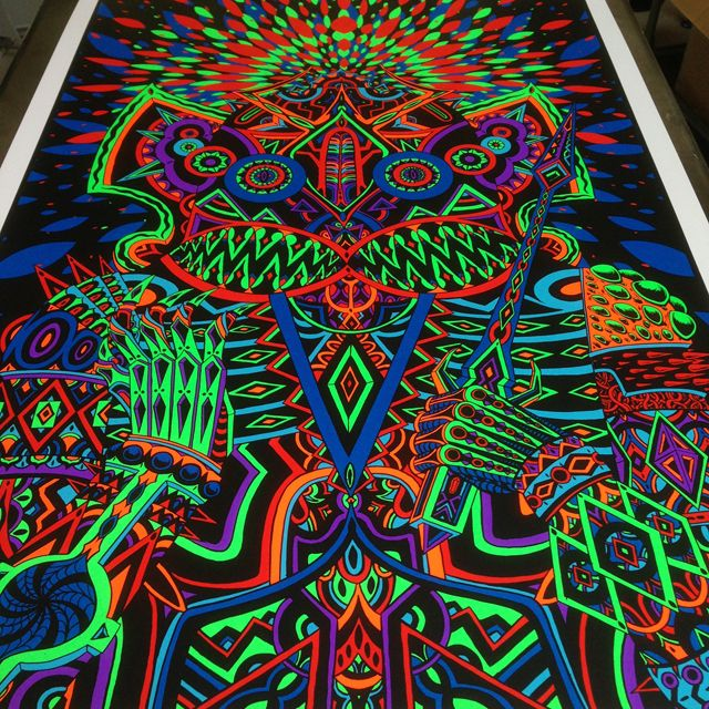 Trippy Tapestry Ideas