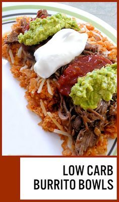 """This was amazingly delicious! Love it so much, tastes just like Spanish rice. One of the greatest ideas ever, whoever came up with this """"replacing rice with cauliflower"""" thing. :) (Picture by me, linked to original recipe)"""