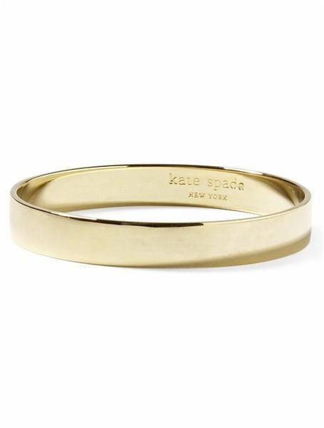 Solid Gold Bracelet - Lyst