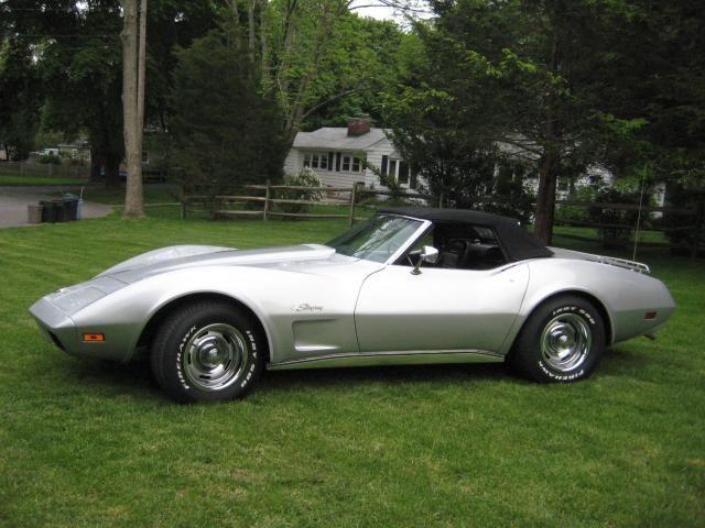 1974 Corvette Project for Sale | 1974 Corvettes For Sale - Corvettes For Sale - Used Corvettes For Sale