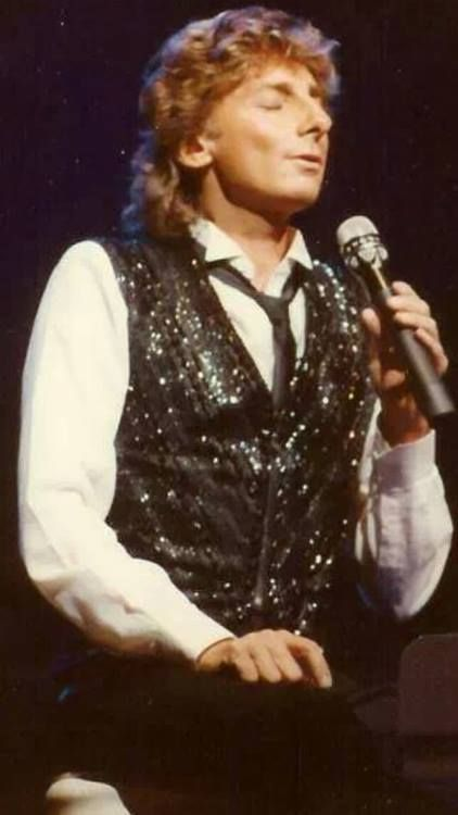 barry manilow 1985 | Barry Manilow Copacabana Tour 1985-1986.
