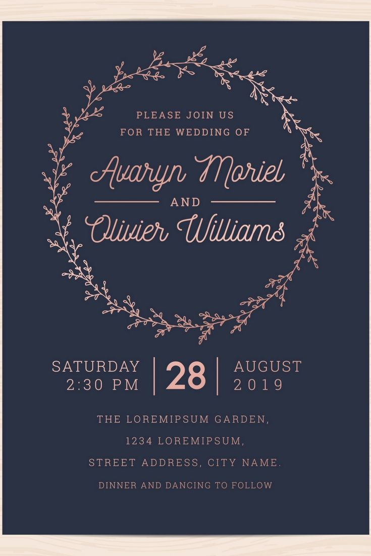 High quality wedding invitation cards format online for your own high quality wedding invitation cards format online for your own great wedding ceremony stopboris Image collections