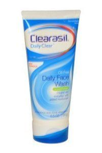 Daily Face Wash Sensitive Formula by Clearasil for Unisex-6.5 oz Face Wash by N MARKET. $38.58. Product DescriptionOil-Free Daily Face Wash was developed for sensitive skin to gently clean and keep your skin visibly clear. The foaming cream wash gently removes dirt, oil and baceria with conditioners to soften the skin and prevent overdrying.