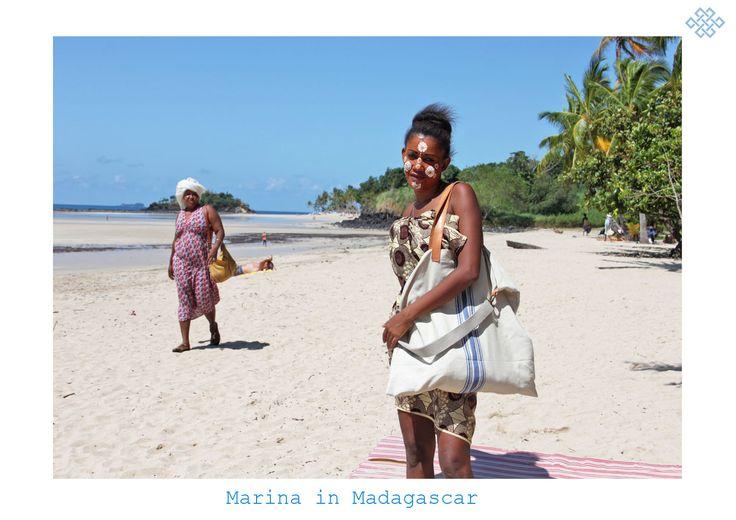 MARINA BAG in Madagascar shop Online https://www.etsy.com/it/listing/271480453/marina-bagfantastica-shopper-in-coton…
