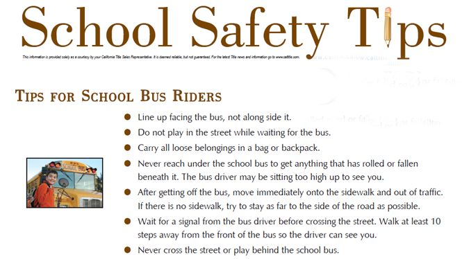 essay on school safety Title length color rating : essay about school safety - a modest proposal - in this day and age where school administrators consider backpacks, lockers, and baggy.