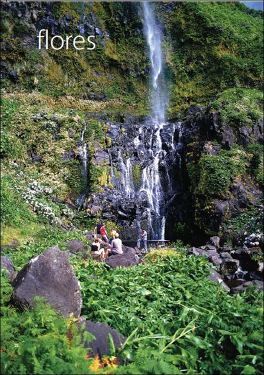 Azores Flores island