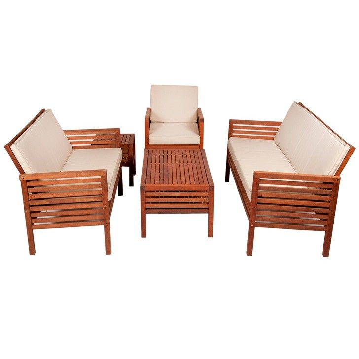 House Brand   5-Piece Relax Sofa Set   Furniture   5rooms